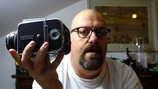 Hasselblad 500 c/m - The VOLVO of medium format cameras
