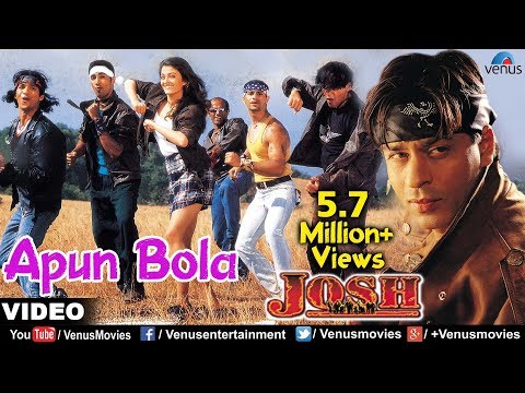 Keno aaj kal josh video
