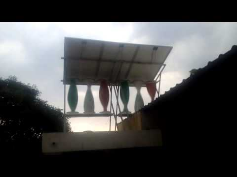 Wind Solar PV Hybrid Power Generation System by GreenBOLT Energy Pvt  Ltd