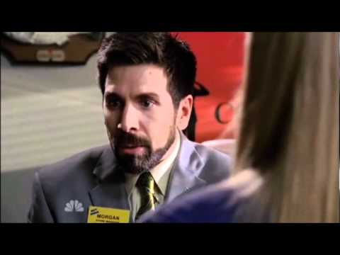 Chuck, Sarah & Morgan - Sarah knows about the proposal Chuck vs the Balcony (4.11)