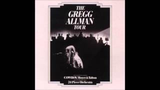 Watch Gregg Allman Oncoming Traffic video