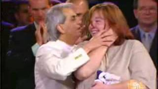 Benny Hinn Prays for DEAF and MUTE people (2)