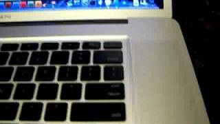 MACBOOK PRO #2 this week broken dvd drive