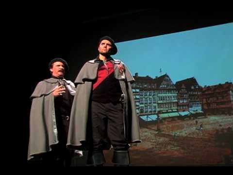 Excerpts from Anton Coppola's La Coupe et les Levres adapted from Giacomo Puccini's Edgar