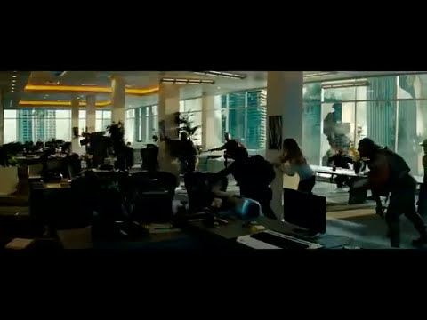Transformers 3 - Bande Annonce Officielle 2 - VF