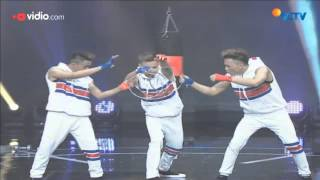 Srigatif Manado  Lee Xoix 8 Besar The Dance Icon 2