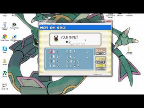 Descargar Pokemon Esmeralda Randomizer 100% Mas Links de Descarga