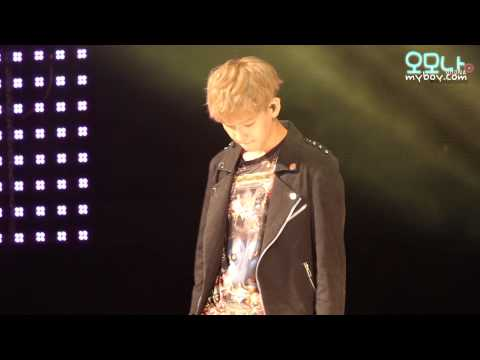 130406 Seoul Girls Collection - EXO-K What is love (Baekhyun focus)
