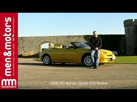 1998 Alfa Romeo Spyder GTV Review