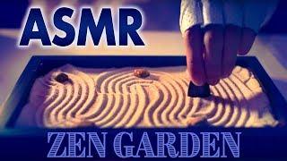 [ASMR] Zen Garden Sleep AID (decreasing brightness) 45 min - NO TALKING