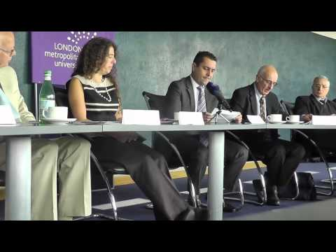 LondonMet's Cyprus' Maritime Tradition Conference May 2013 Part 1 / 18
