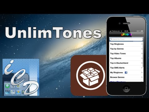 Unlimtones (cydia Tweak) - Klingeltöne Ohne Limit! video