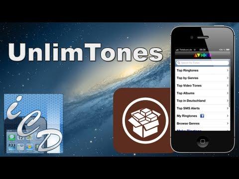 Unlimtones (cydia Tweak) - Klingeltöne Ohne Limit! video