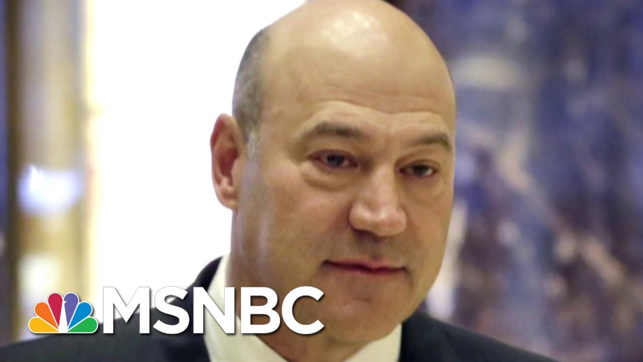 Breaking Down President Donald Trump's Top Economic Adviser Gary Cohn's Exit | Morning Joe | MSNBC