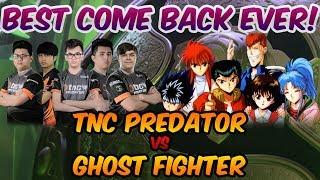 TNC Predator vs GHOST FIGHTER | Eugene vs Taguro | Fans Scrim