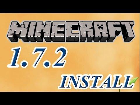 Tackle⁴⁸²⁶ Minecraft - การติดตั้งตัวเกม 1.7.2 อย่างง่าย [HD]