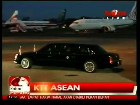 Tv One   Presiden Barack Obama tiba di Bali, November 2011