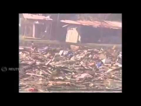 media video tsunami di aceh tahun 2004