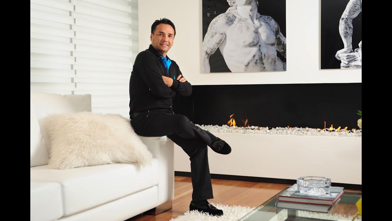 Fernando garc a la casa de uno de los mejores dise adores for Disenador virtual de habitaciones