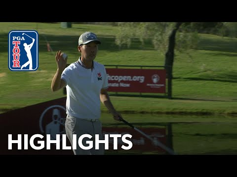 Kevin Na's highlights | Round 2 | Shriners 2019