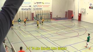U20: Härmä Futsal - Sievi Futsal 20.12.2014