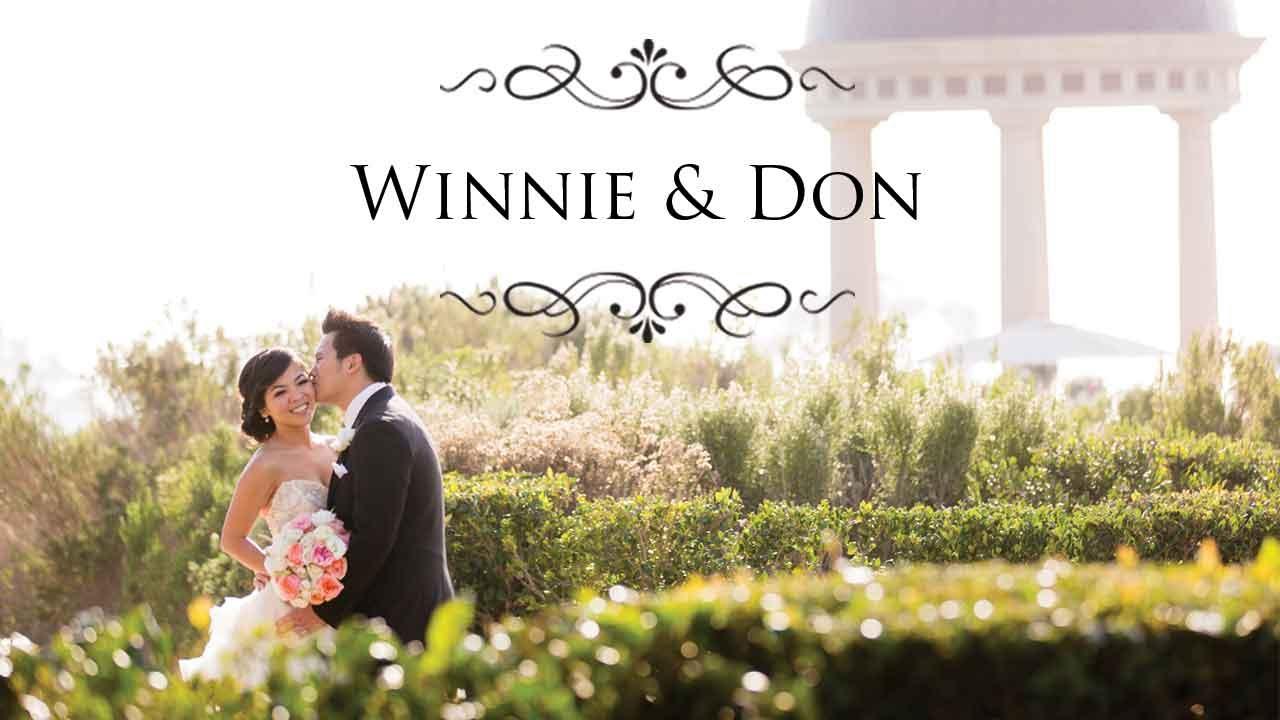 Winnie and hugo wedding
