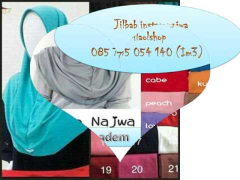 Video jilbab instan najwa