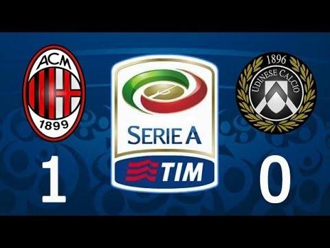 AC Milan : Udinese Calcio 1-0 | Valter Birsa mit Traumtor [19.10.13] Serie A [alexpato] ᴴᴰ