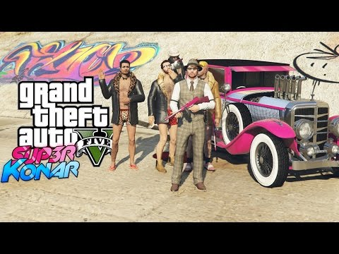 GTA 5 Online - Best Of Funny Moments #47 (Les Prostitués)