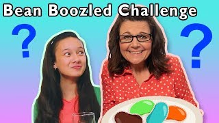 Bean Boozled Challenge Part 1 and More | FUN JELLY BEAN GAME | Baby Songs from Mother Goose Club!