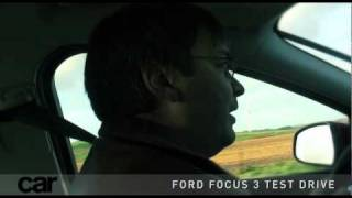Ford Focus 3 Test Drive