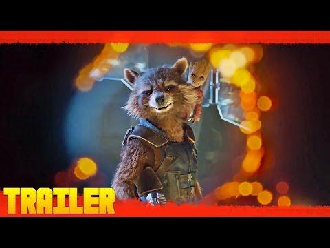 Guardianes de la Galaxia Vol.2 (2017) Primer Tráiler Oficial Subtitulado