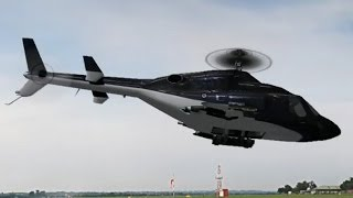 Aerobatics with a Airwolf G4 RC Flight Simulator