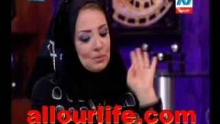 ايناس الدغيدي وشهيرة اليوم الثاني2