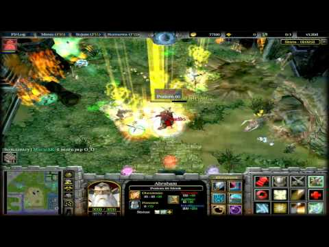 Askalors - Final BossGra Warcraft 3 Frozen Throne patch 1.26aNazwa Scenario