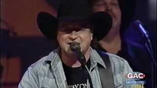 Watch Mark Chesnutt Im A Saint video