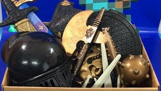 Box of Toys ⚔️ Box Full of Toys 🛡 Toy Swords 🗡 Toys for Kids ⚔️ Kids Fun