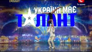 Украина мае талант 5. Duo Flame