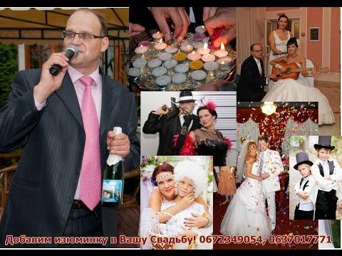 свадьба 2 день тамада Саша и Наташа г. Николаев 0672349054 .avi