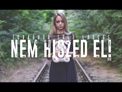 TÉRKÖVÖN SÜLT LÁNGOS • NEM HISZED EL! • ( Official music video) 2019