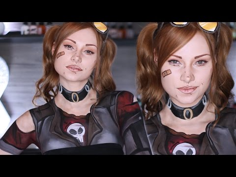 GAIGE: Borderlands 2 Makeup/Hair/Cosplay Tutorial