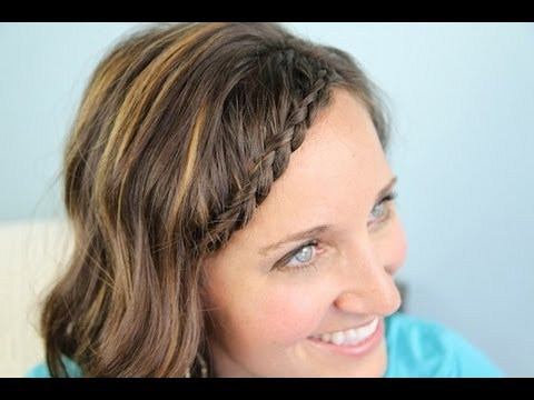 10 Ways to Style Bangs {Fringe} | Cute Girls Hairstyles