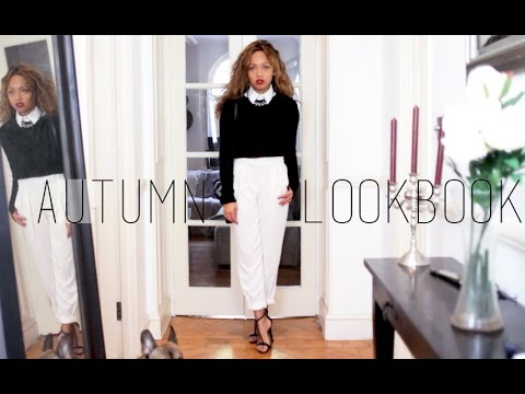 AUTUMN LOOKBOOK | Beautycrush