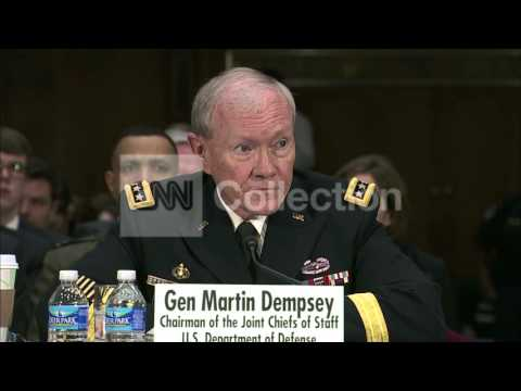 ISIS HRG:GEN DEMPSEY-MILITARY HELICOPTER CRASH
