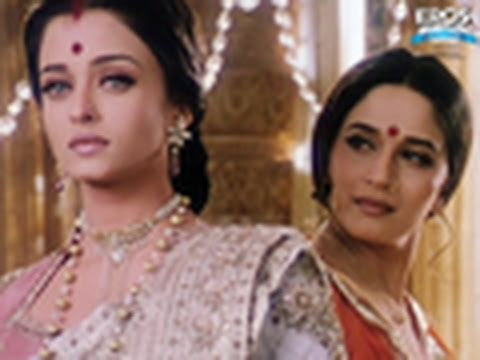 Aishwarya Is Jealous Of Madhuri - Devdas video