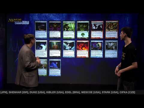 2013 World Championship Draft Tech: Magic 2014 with Shahar Shenhar