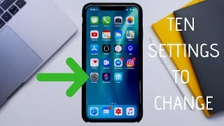 10 iPhone Settings Everyone Should Change (iOS 12)
