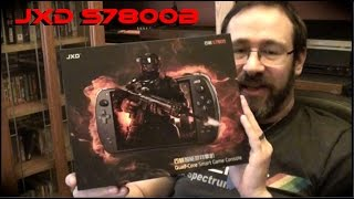 JXD S7800b Android Gaming Tablet - System Review