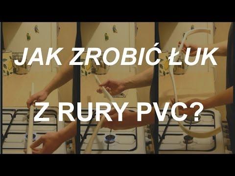 Jak Zrobić łuk Refleksyjny Z Rury PVC Bez Przyrządów