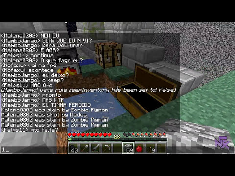 Pegando o Resto dos Minérios - Age of SkyCraft #06 (ft. Malena, Mambo e Felps)
